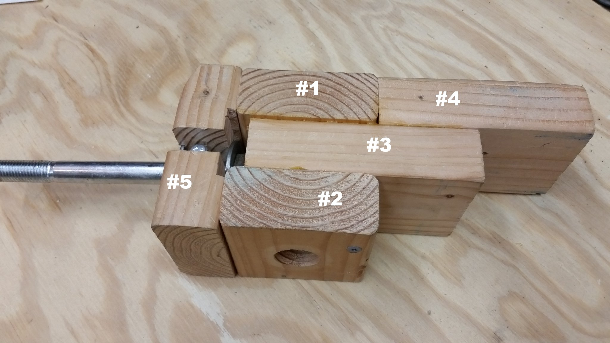 Wheel Block View 3