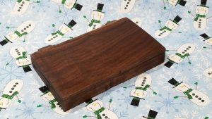 Black Walnut Jewelry Box