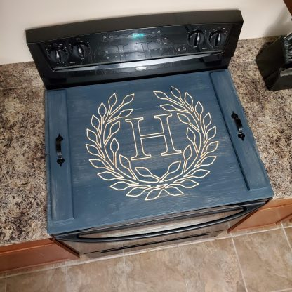 Example stove top cover